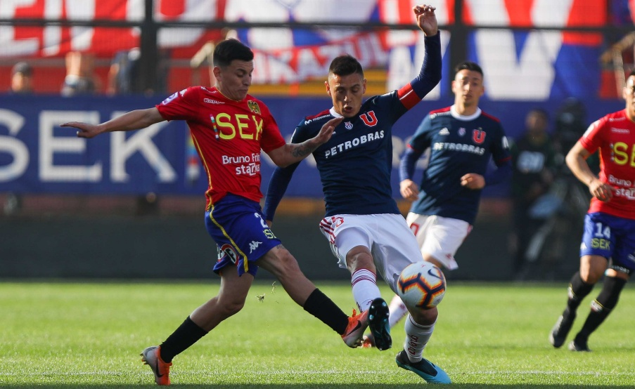 Union Espa�ola vs Universidad de Chile(SEBASTIAN ORIA/AGENCIAUNO)