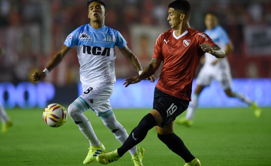 Superliga Argentina: Independiente vs Racing(Jam Media/AgenciaUno, Jam Media Argentina)