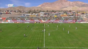Cobresal vs. Palestino