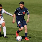 Universidad de Chile vs Cobresal, campeonato 2020