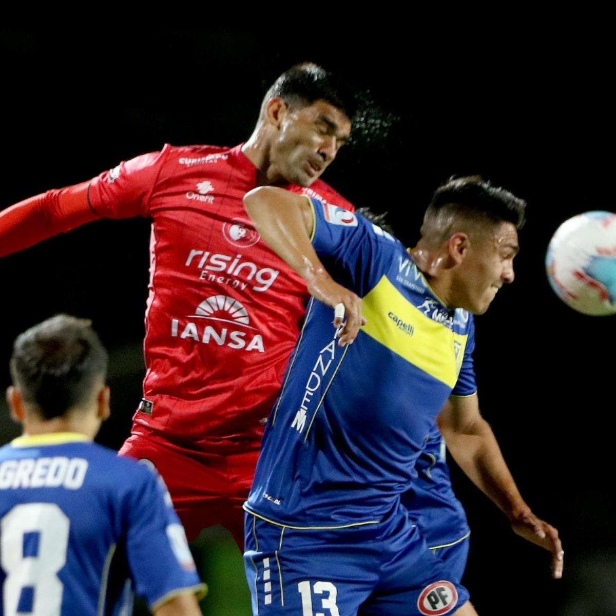 Ñublense goleó y quedó a un triunfo del ascenso | CDF.CL