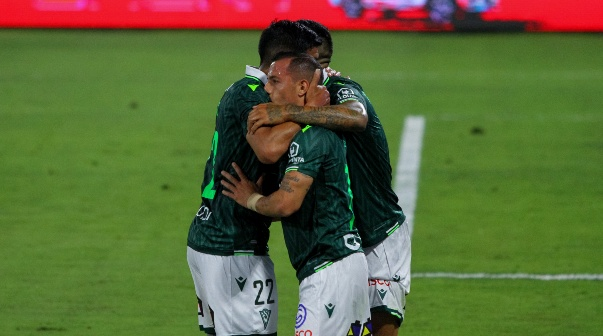 Universidad Cat�lica vs Santiago Wanderers