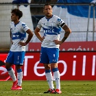 Universidad Catolica vs Everton, campeonato 2020
