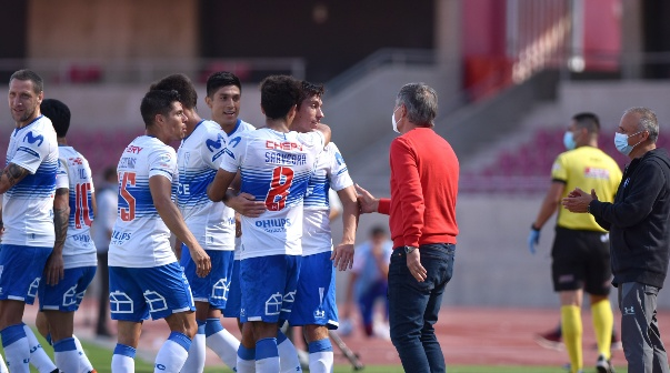 La Serena vs Universidad Cat�lica