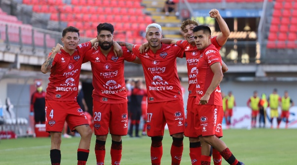 Primera B: Nublense vs Copiapo