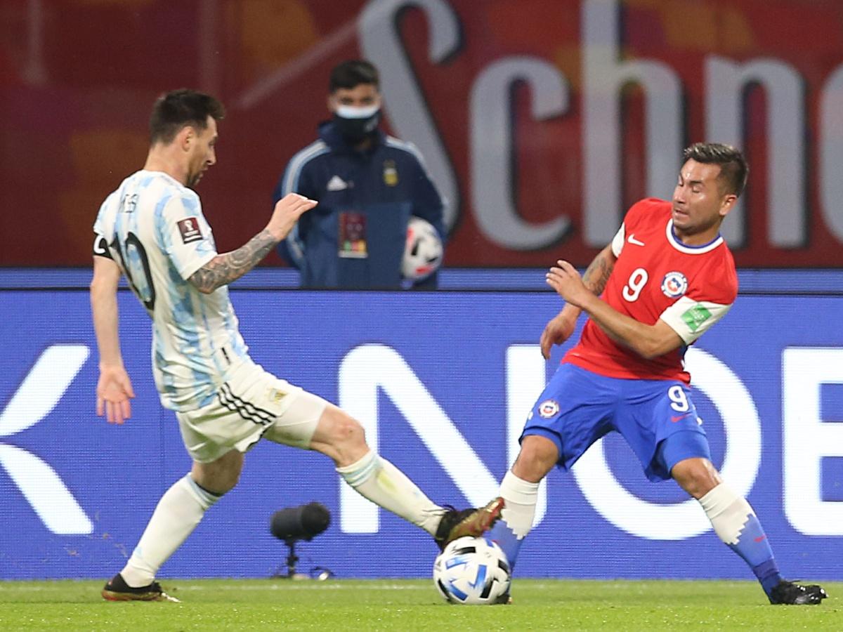 """El suertudo Lionel Messi y Jean Meneses, """"dos chaparritos enormes""""   TNT  Sports"""